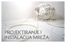 Projektiranje mreža
