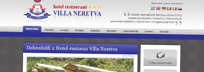 Villa Neretva